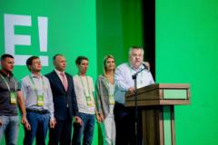 'Слуга народа' провела праймериз в Запорожье