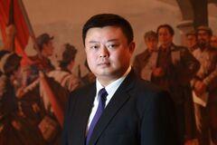 Китайский бизнесмен Ван Цзин