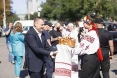 Филатов в День города сделал сенсационное заявление о том, что найдена могила и прах Александра Поля