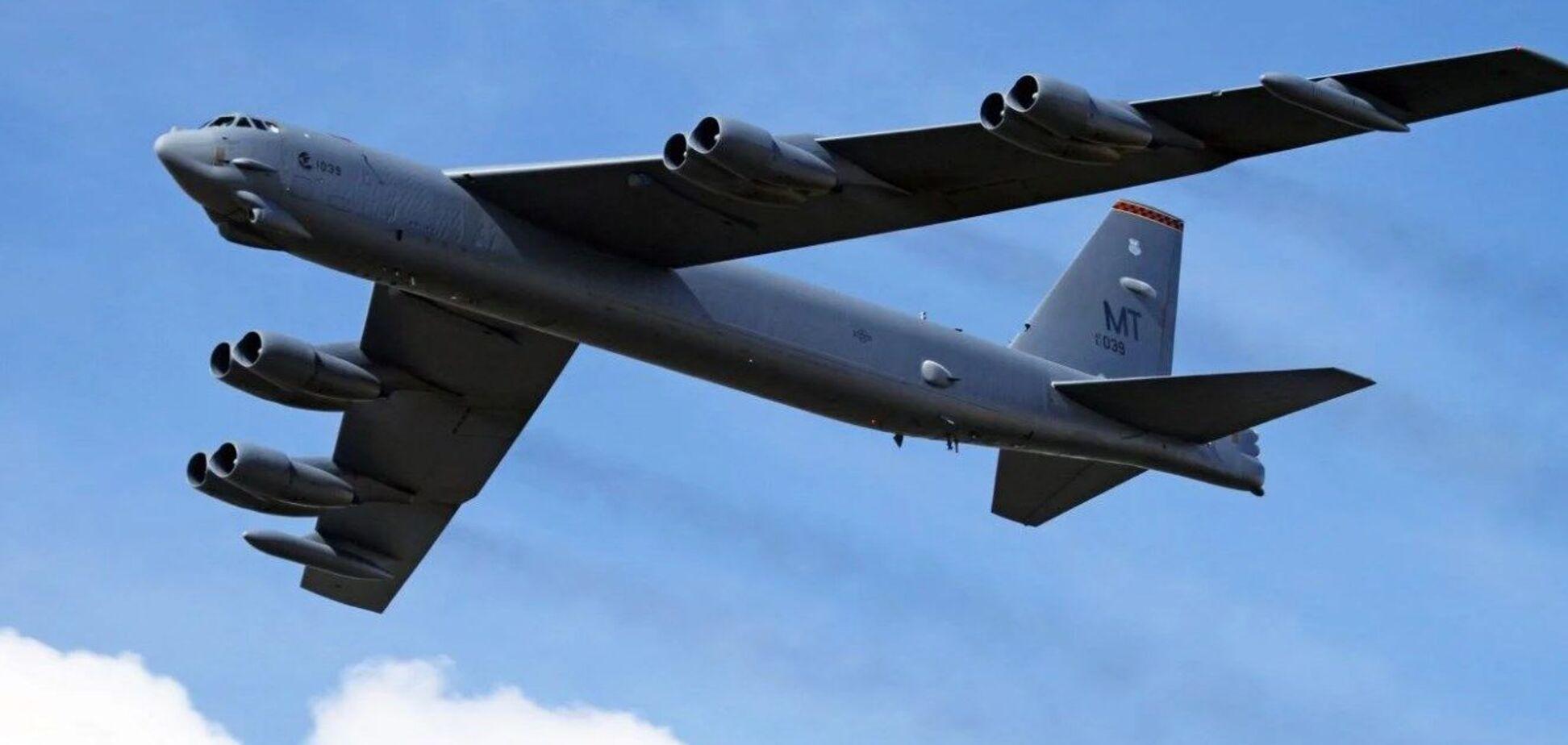 Полеты бомбардировщики США осуществили в конце августа