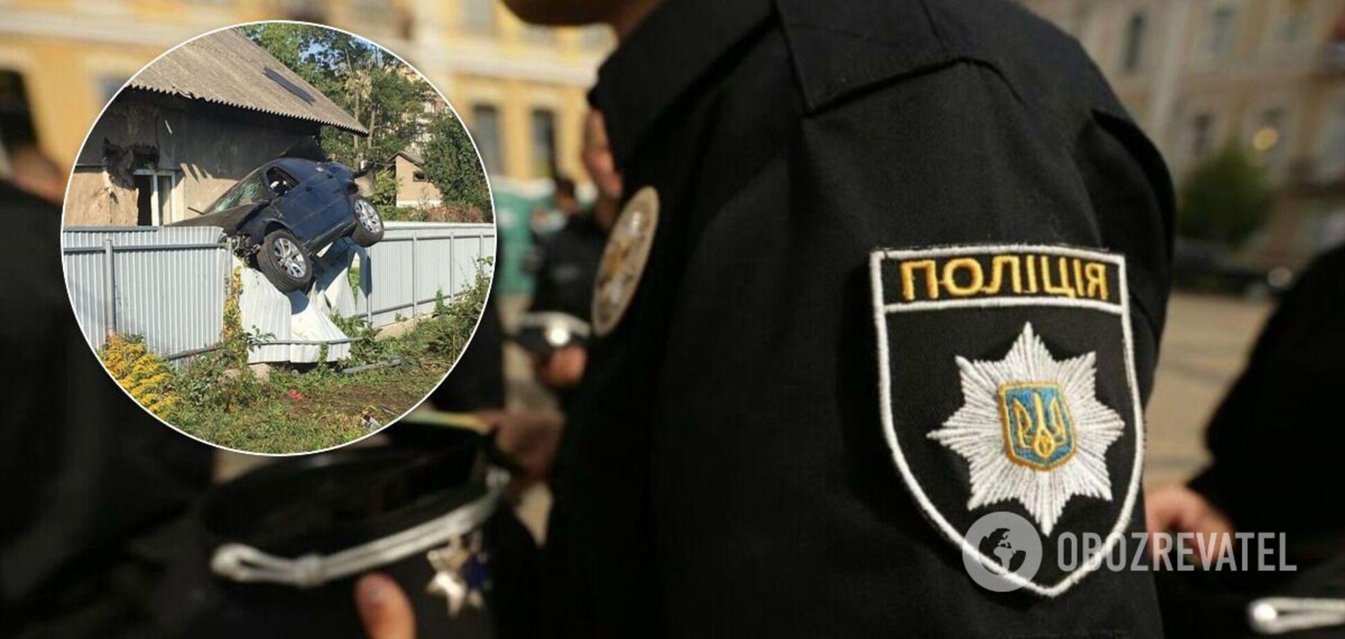 ДТП у Чернівцях із поліцейським
