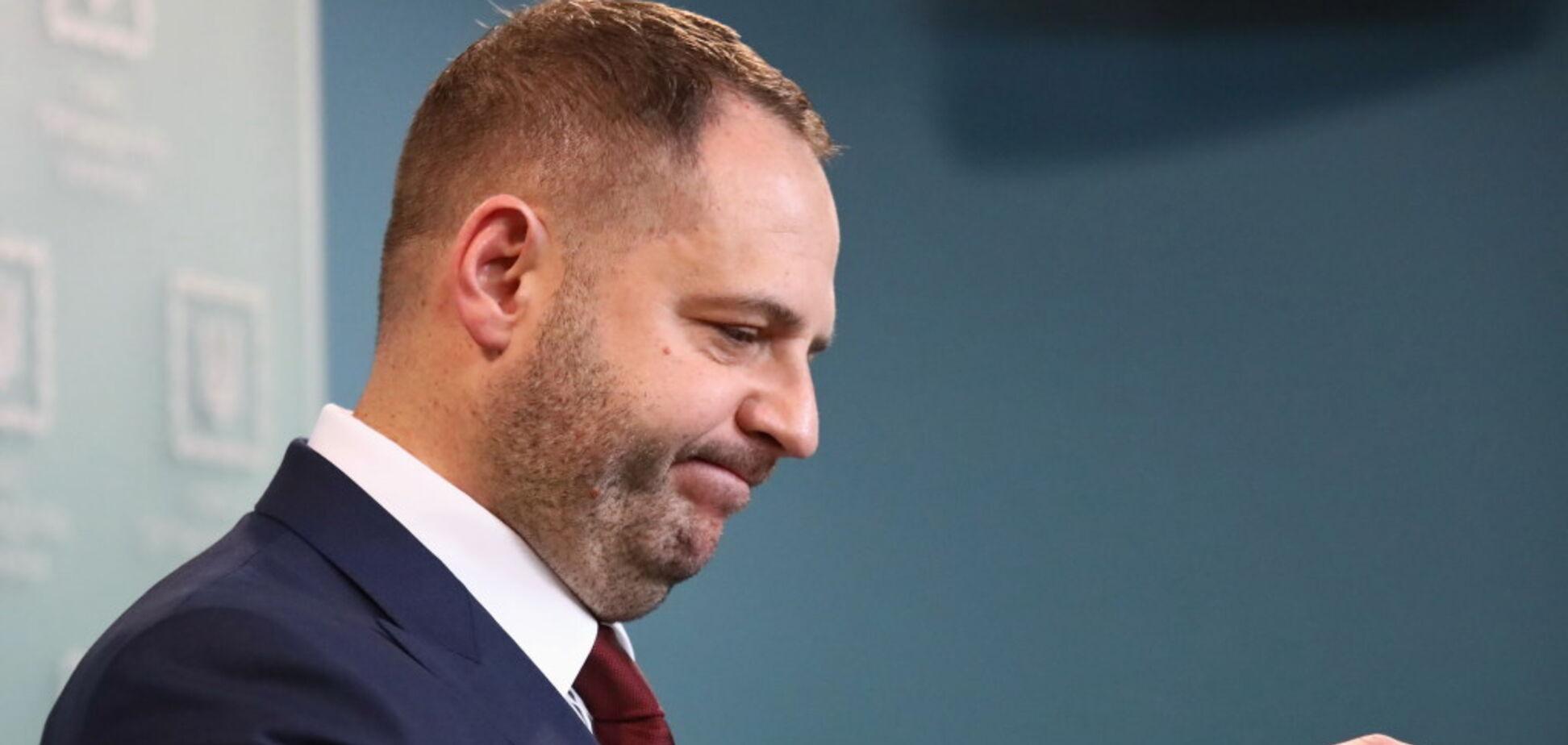Андрея Ермака уличили во лжи о переговорах в Берлине по Донбассу