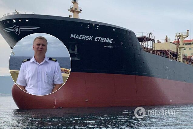 Украинский капитан спас 27 мигрантов