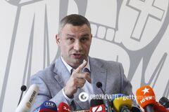 Кличко показал видео с самым юным 'кандидатом' в мэры Киева