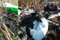 На Сумщине и Житомирщине погибли двое пилотов