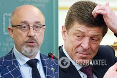 Козак і Резніков виступили з різними заявами щодо виборів на Донбасі
