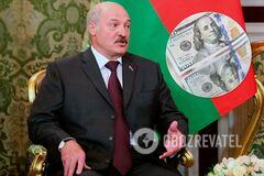 Россия потратила на поддержку режима Лукашенко почти $120 млрд