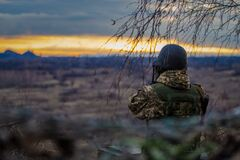 На Донбассе вернулись к режиму перемирия