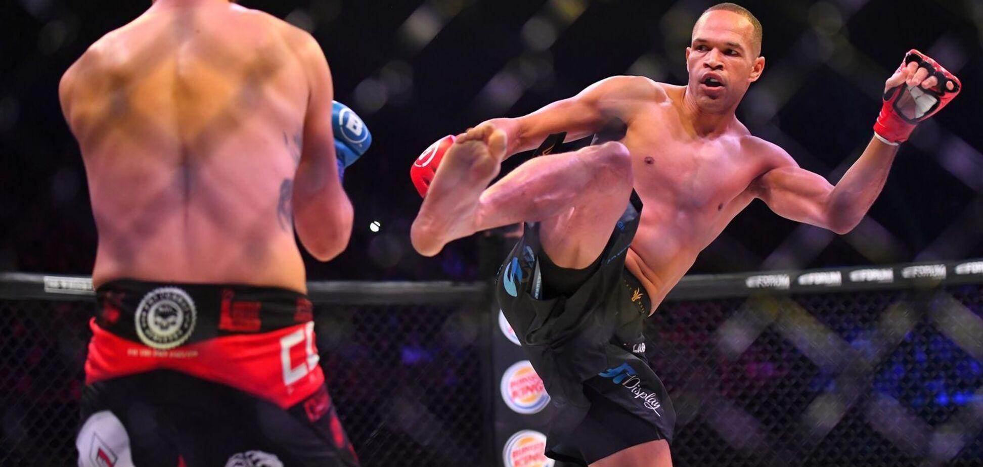 Реймонд Дэниелс. Источник: MMA Boxing