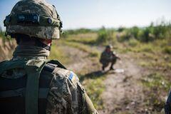 В районе проведения Операции объединенных сил на Донбассе 12 сентября не было обстрелов со стороны вооруженных формирований РФ, фото: mil.gov.ua