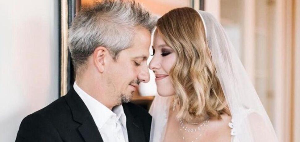 Собчак і Богомолов зворушливо привітали одне одного з річницею весілля