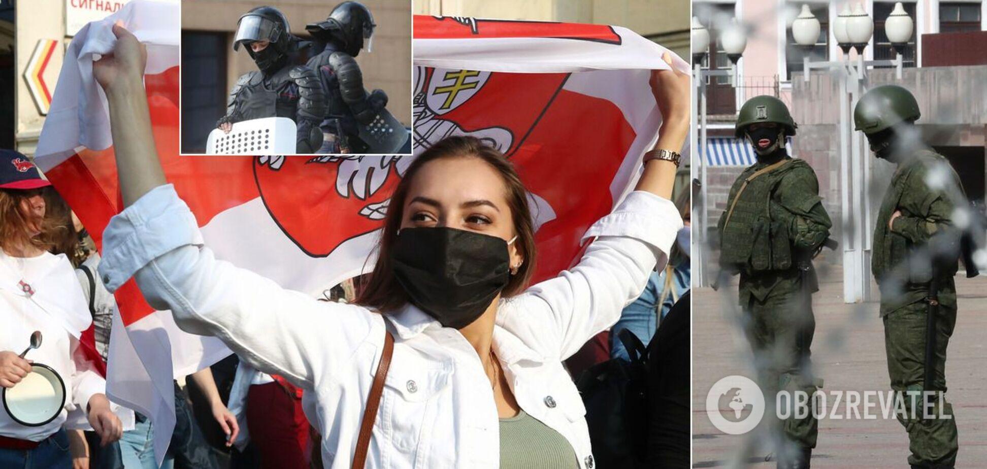 Протесты в Беларуси: Лукашенко уже все равно