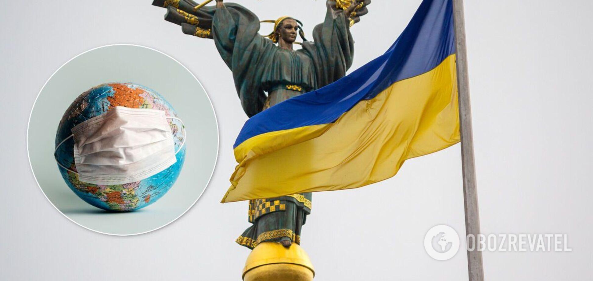 Из-за кухарок у власти Украина лидирует по смертности от COVID-19 в Европе