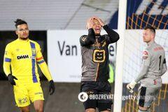 Бельгийский футболист совершил 'промах века'. Видео