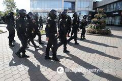 У Білорусі протестувальники прийшли до дому Лукашенка: у відповідь відкрили вогонь