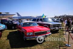 В Киеве прошел ретрослет авто и мототехники OldCar-2020. Фоторепортаж