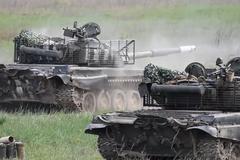 'Получит каждый, кто придет на украинскую землю!' ВСУ показали врагам стрельбу с танков