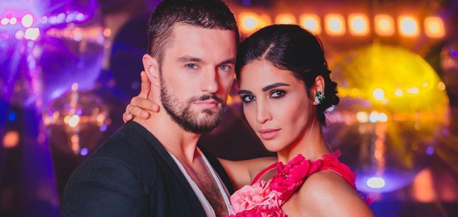 Танці з зірками 2020': Дімопулос вразила сексуальною румбою