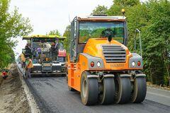 Ремонт и строительство дорог в Украине