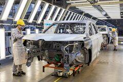 Каждый третий автомобиль в мире изготовлен в Китае