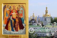 Преподобные Антоний и Феодосий – основатели Киево-Печерской лавры
