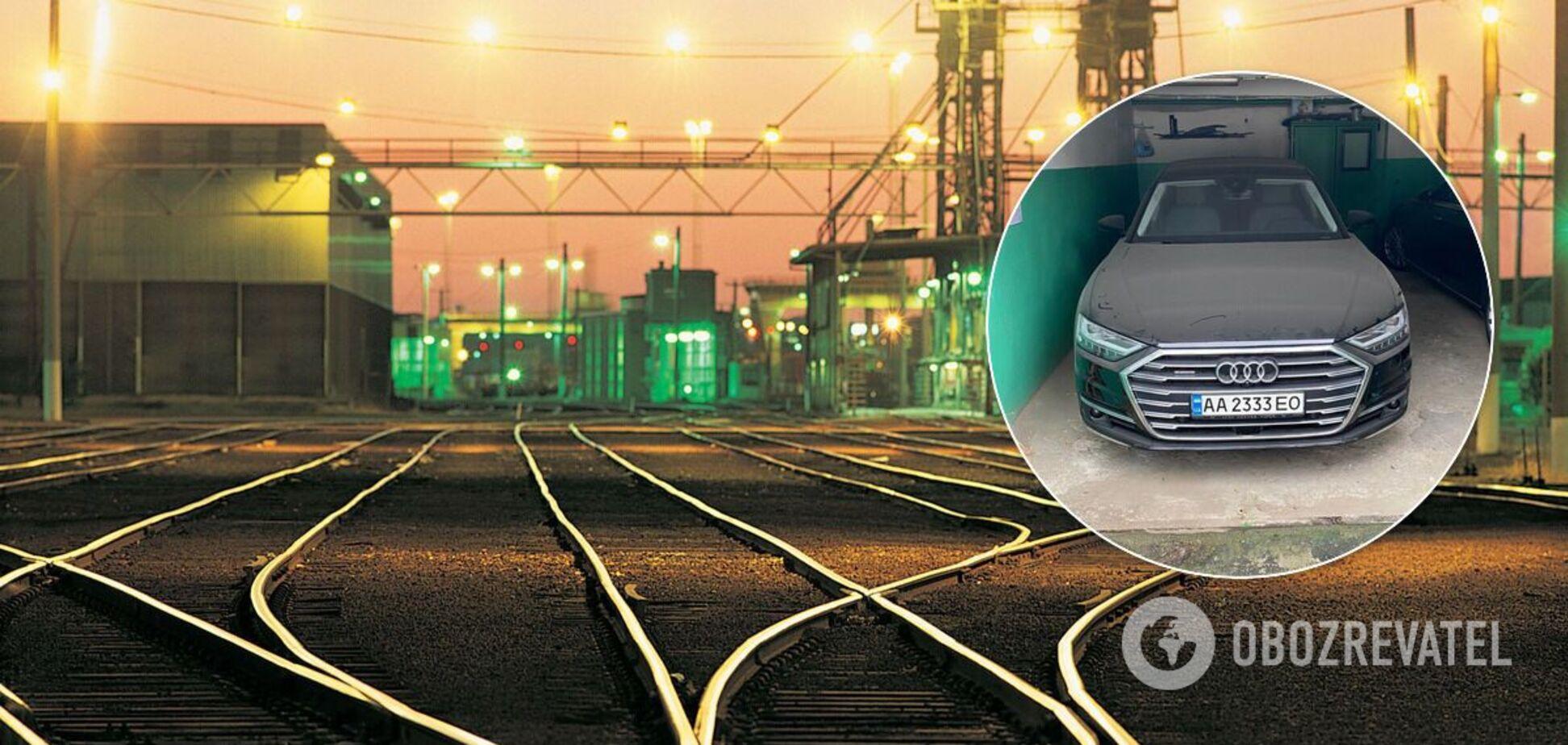 Укрзалізниця купила два лімузини за 4,5 млн грн кожен