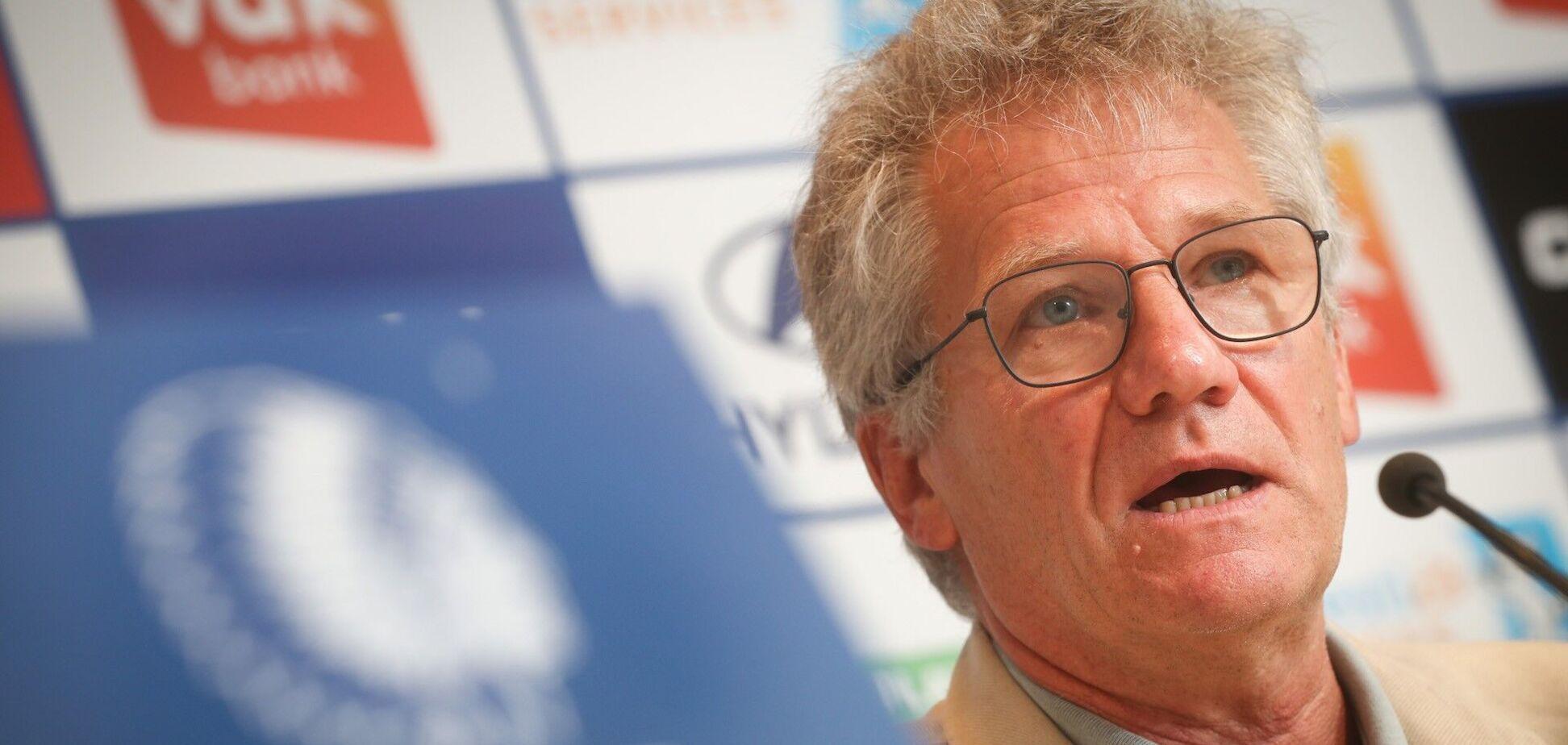 Ласло Болоні пропрацював у клубі 25 днів. ФК Гент