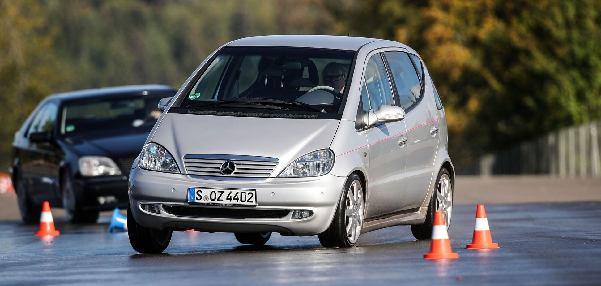 Bosch и Daimler отметили 25-летие серийного применения ESP