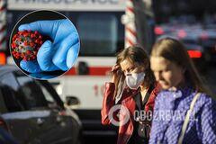 Епідемія коронавірусу в Україні