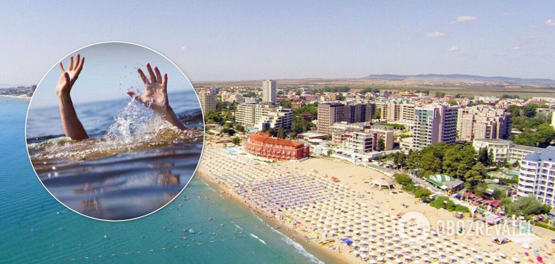 Українець потонув на курорті в Болгарії