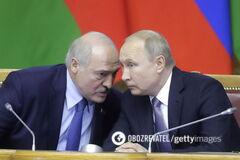 Лукашенко вылетел на переговоры с Путиным