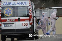 Киев в 'оранжевой' зоне: Степанов предупредил о переносе госпитализаций и операций