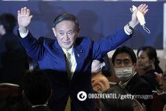 Новым главой правящей партии Японии избран 71-летний Есихидэ Суга