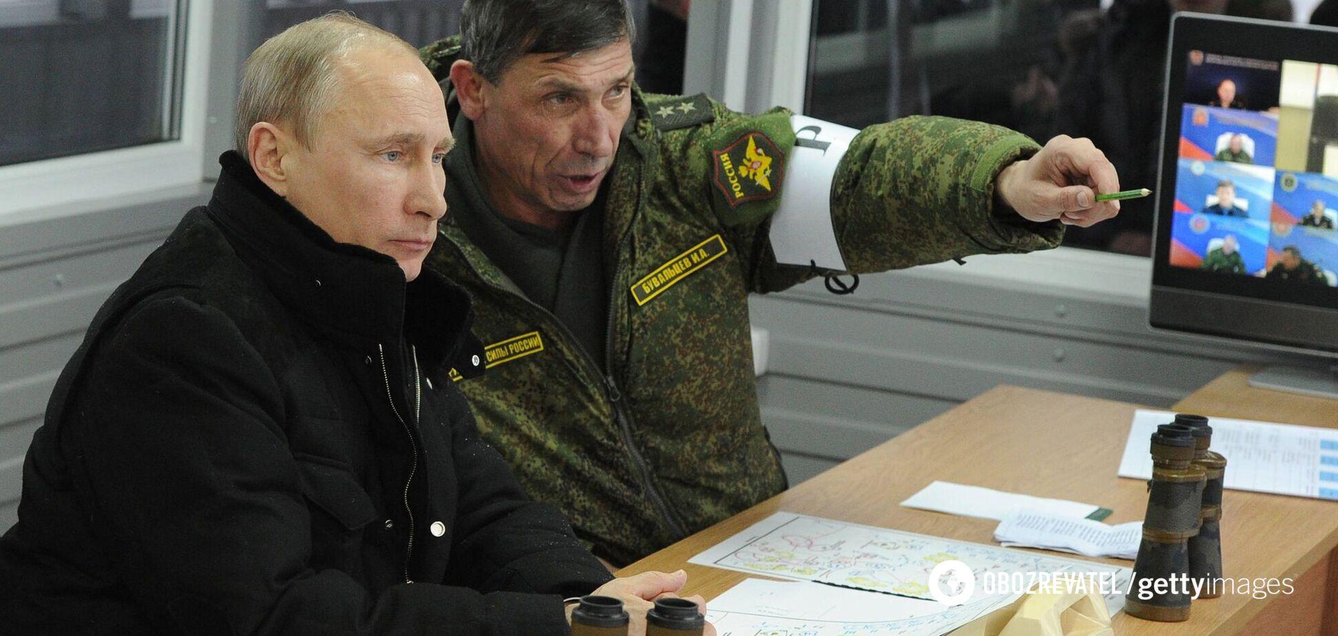 Клімкін: Путін готує провокації в Україні