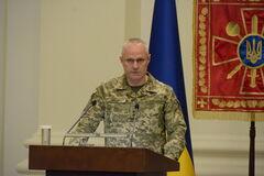 Главнокомандующий ВСУ Хомчак выздоровел от COVID-19