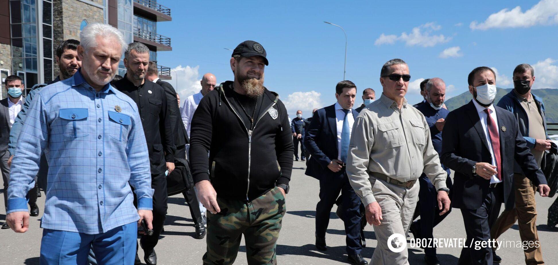 Соратники Кадырова якобы заказали убийство двух известных украинцев