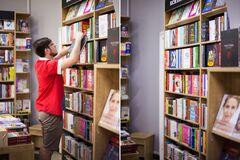 Книгарня 'Є' возмутила сеть заявлением о торговле русскими книгами