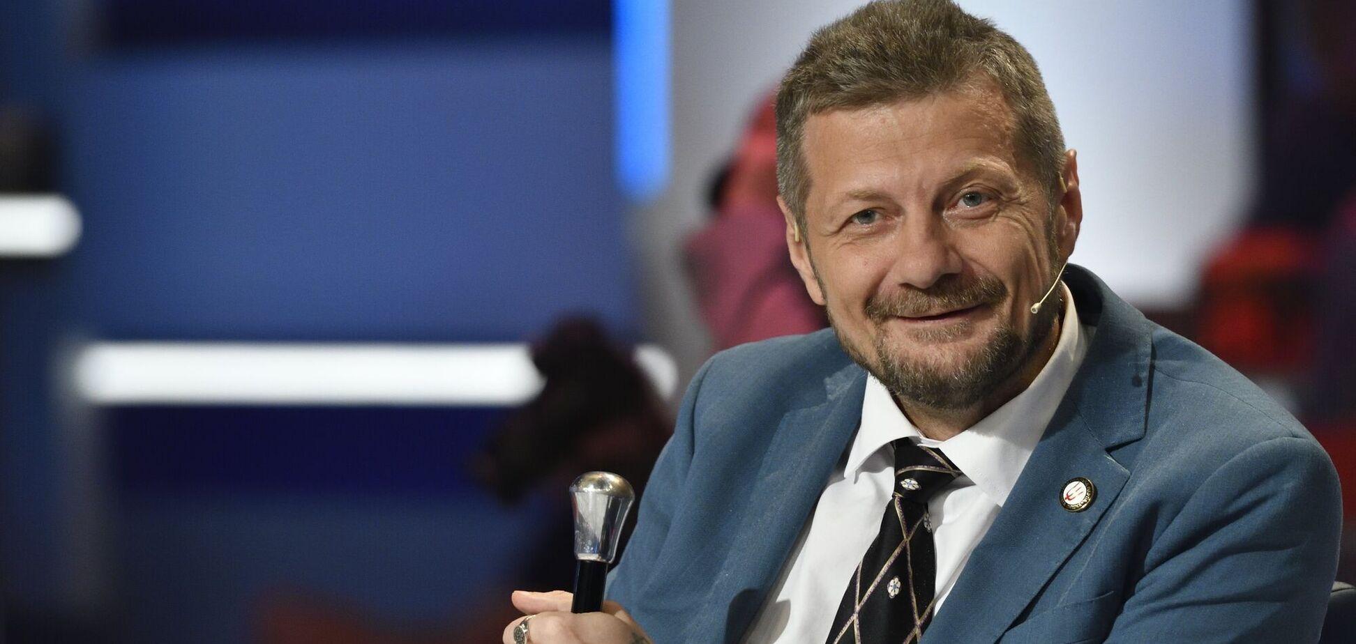 Мосийчук рассказ о 'сливе' расследования о покушении на него, Амину Окуеву и Адама Осмаева