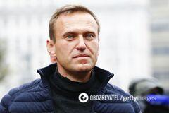 Российские врачи рассказали о состоянии Навального сразу после отравления