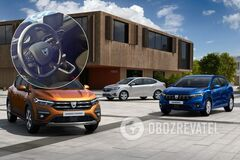 Салон новых Renault Logan и Sandero 2021 рассекретили раньше времени