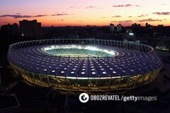 НСК Олимпийский стал домашним для Шахтера