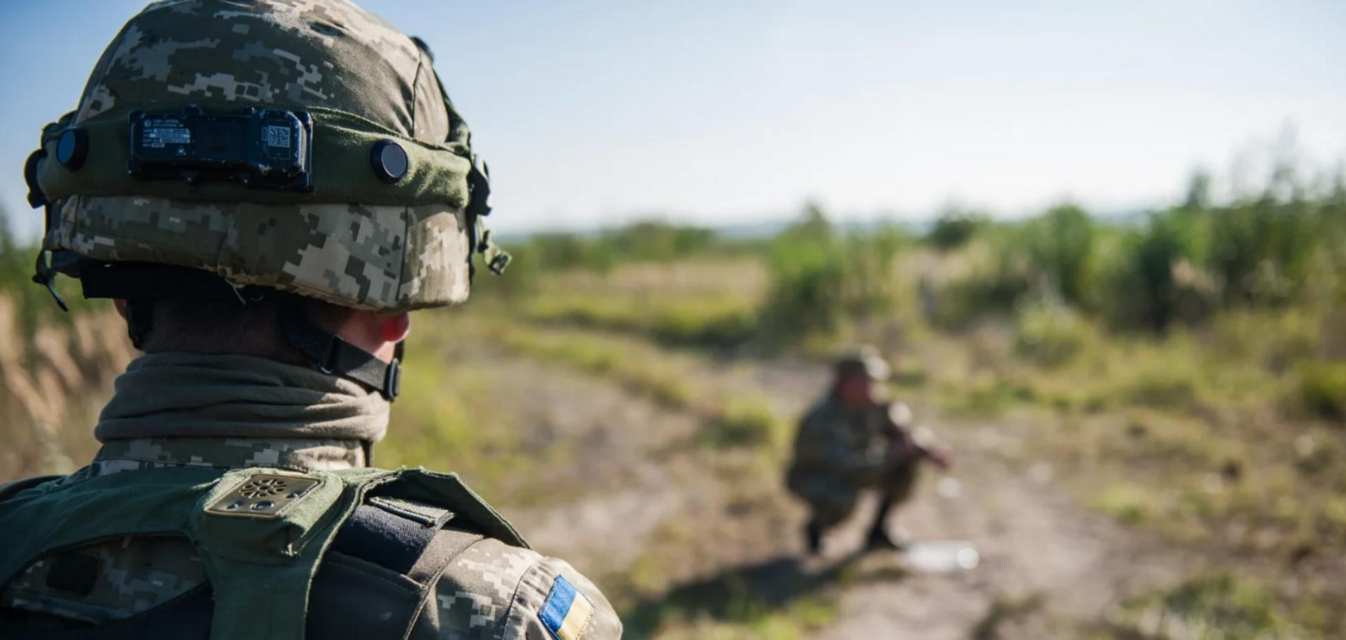 Терористи на Донбасі цілилися по ЗСУ з гранатометів