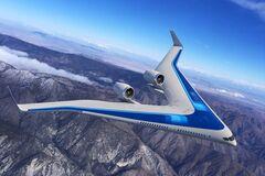 В Германии прошли испытания прототипа Flying-V
