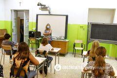 """Кличко объяснил, как будут работать школы в """"оранжевой зоне"""""""