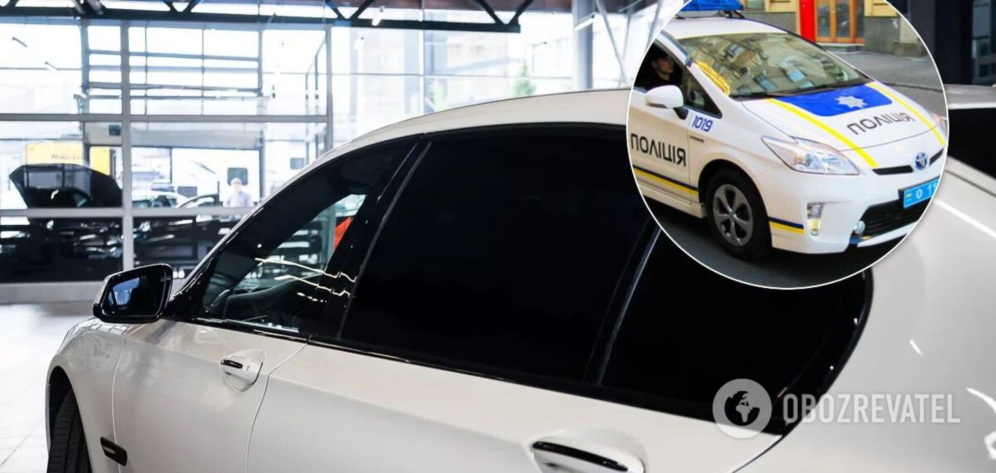 Штраф за тонування стекол авто: в яких випадках можна не платити