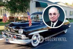 В США выставили на продажу лимузин американского президента