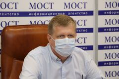 Заместитель городского головы, директор департамента охраны здоровья населения Днепровской городского совета Андрей Бабский
