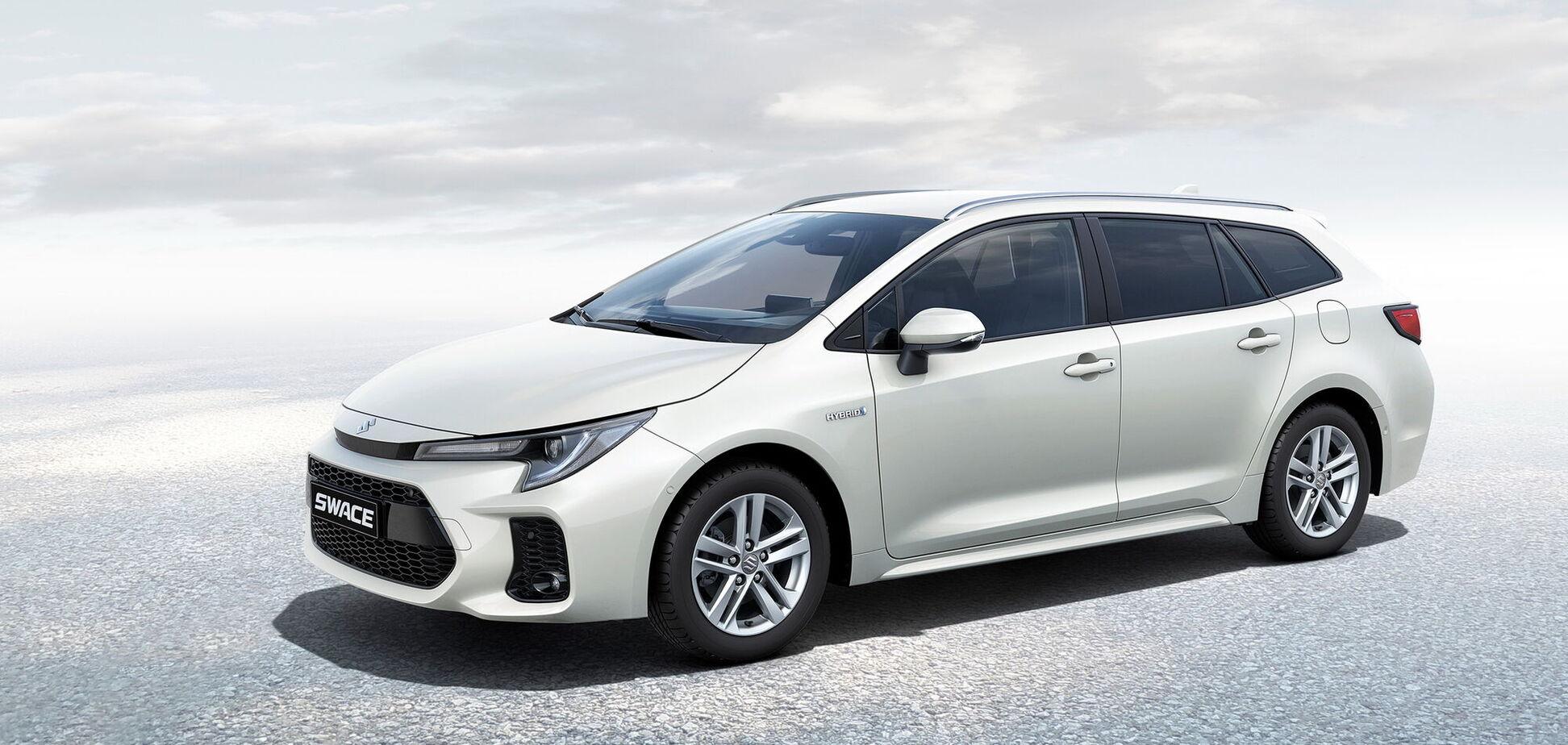 Suzuki представила в Європі абсолютно нову модель