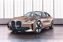 Электромобиль BMW i4 с запасом хода 600 км уже на подходе