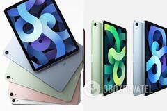 Apple показала новые iPad и iPad Air